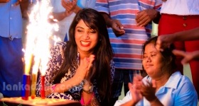 Aksha Sudari's Birthday Celebration