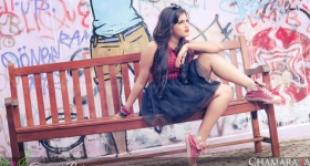 Shanudrie Photo Shoot